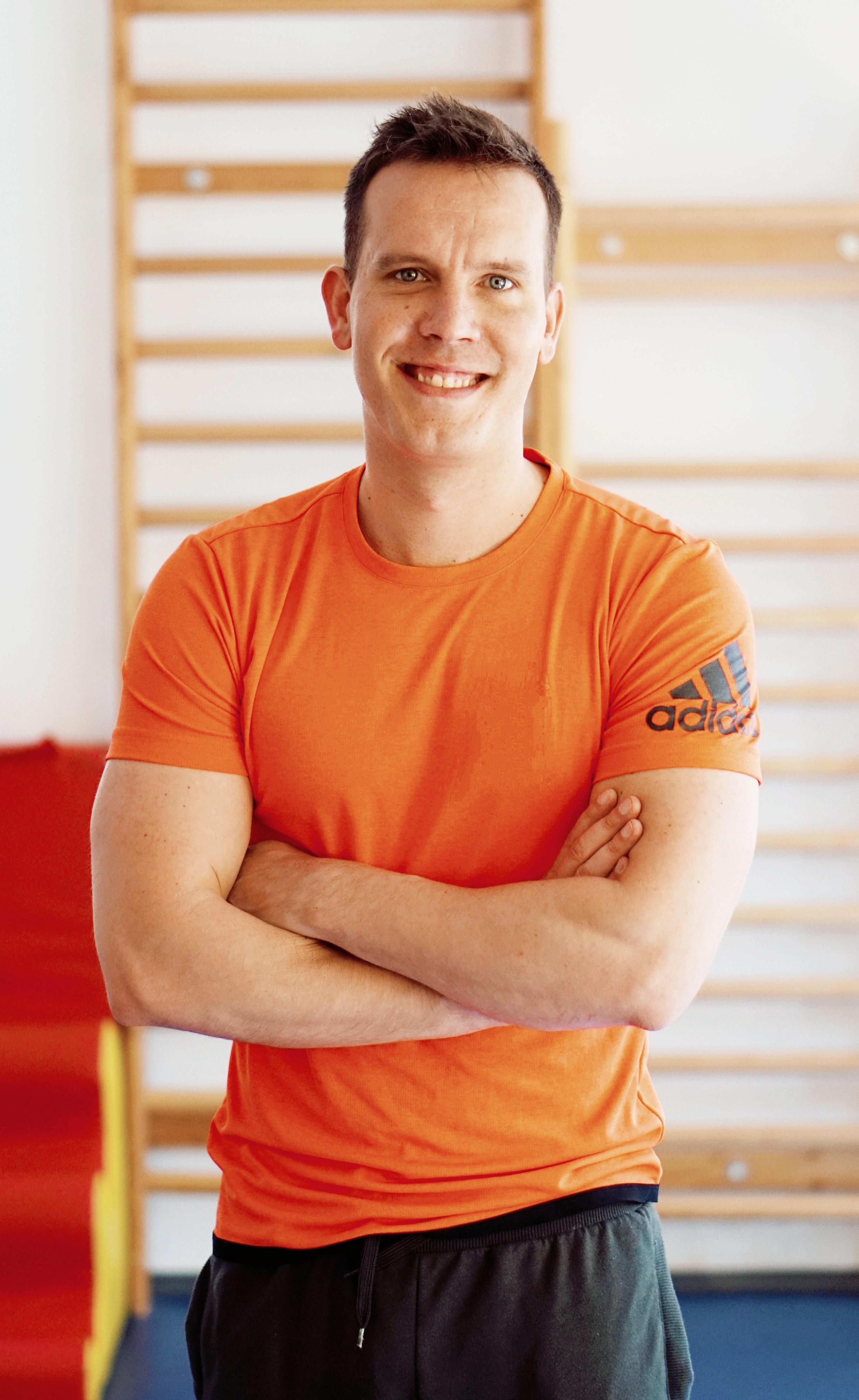 Maddfitt - Ducsai Dénes, személyi edző